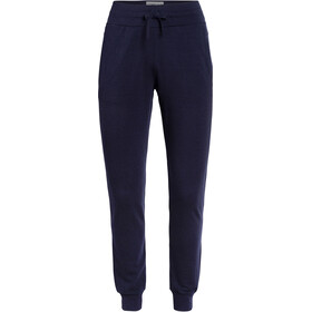 Icebreaker Crush Pants Women midnight navy